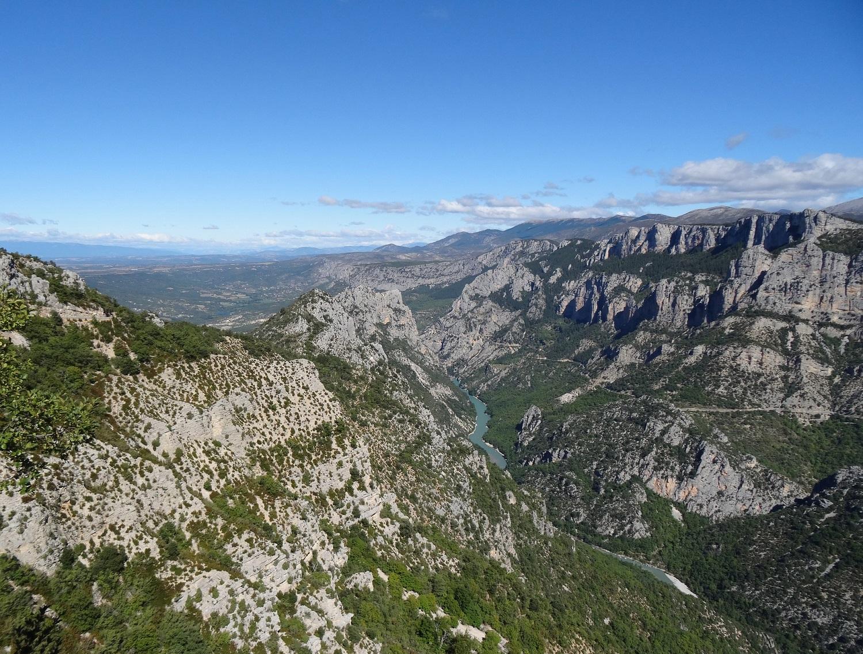 Hals Canyon Verdon