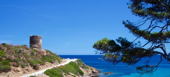 Bezienswaardigheden op Sardinië