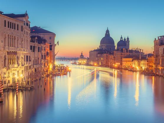 Bezienswaardigheden in Venetië