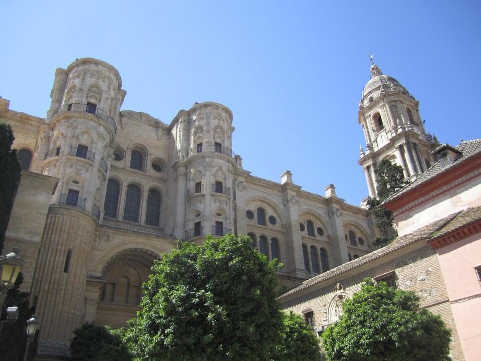 foto's van Málaga header