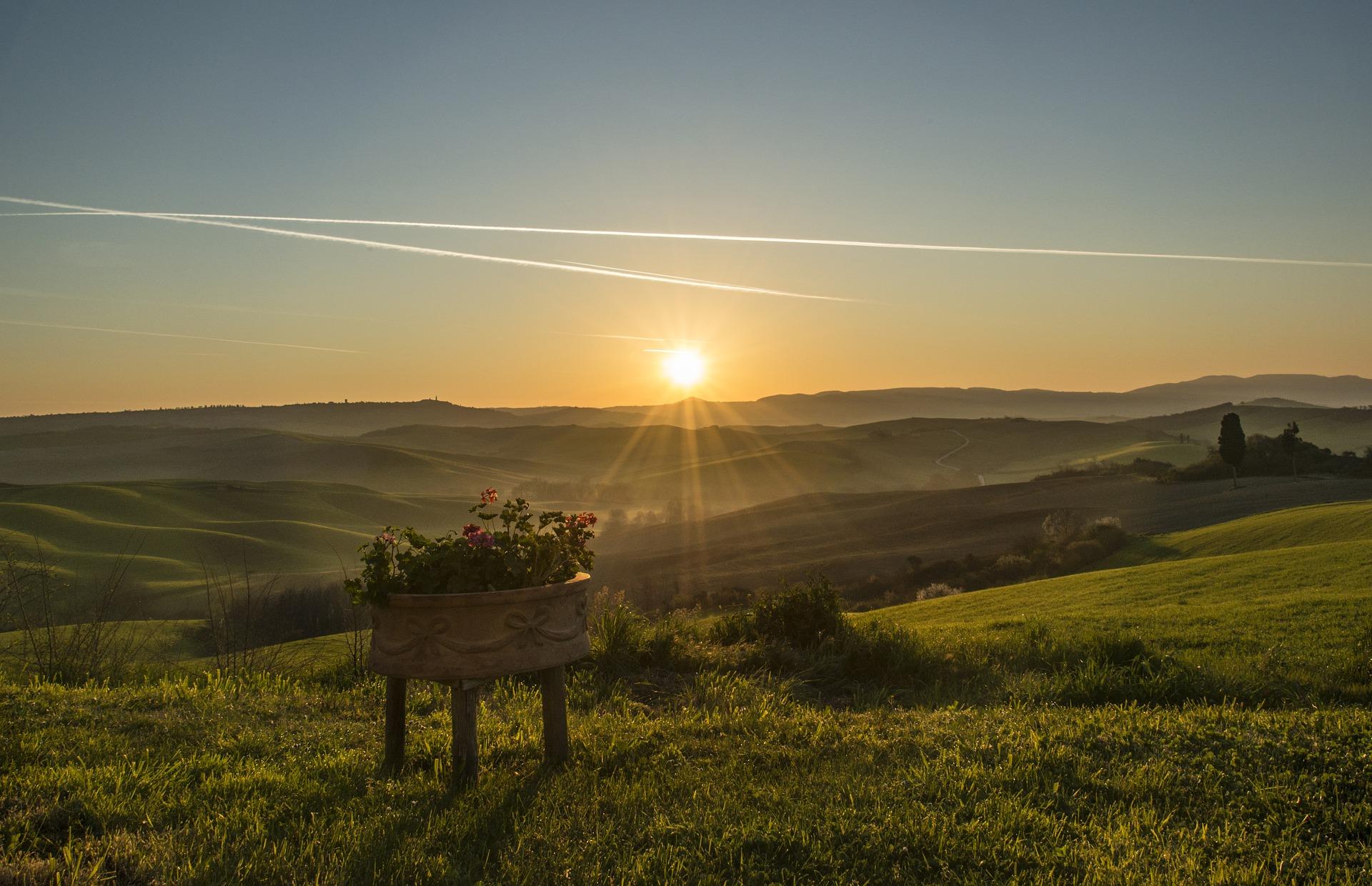 Mooie-dorpjes-Toscane-zon