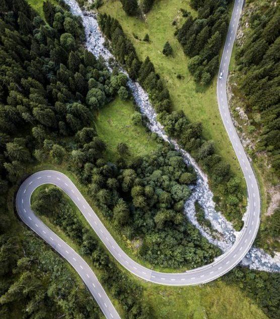 reistips-auto-weg